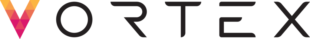 Vortex.gg transparentes Logo