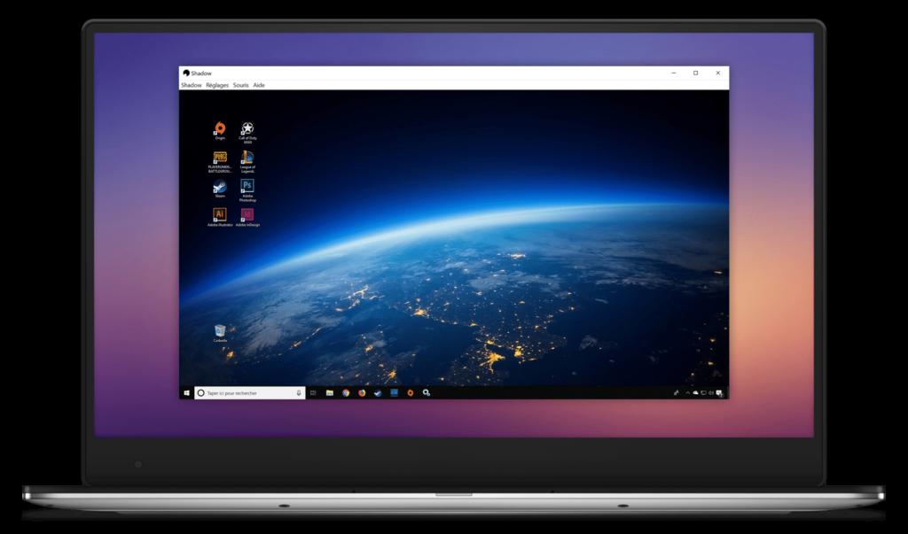 Cloud-Gaming in Form eines virtuellen PCs